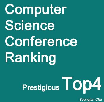 Youngjun Cho - Computer Science Conference Ranking