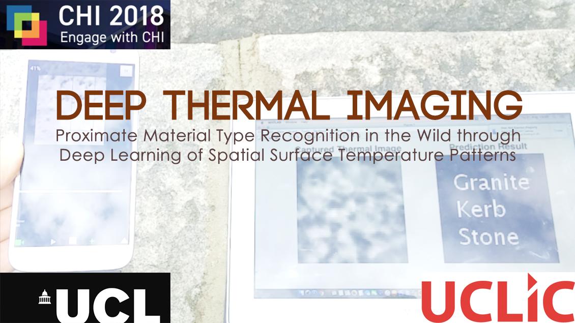 Deep Thermal Imaging
